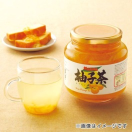 韓国高興産 柚子茶(新物) 3瓶セット