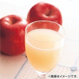 ふじ限定! 信州産100%ストレート りんごジュース