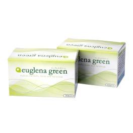 """栄養の宝庫! 緑のチカラ """"ユーグレナ グリーン"""" 2箱セット"""