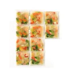 海鮮と野菜の中華丼(塩味) <10袋セット>