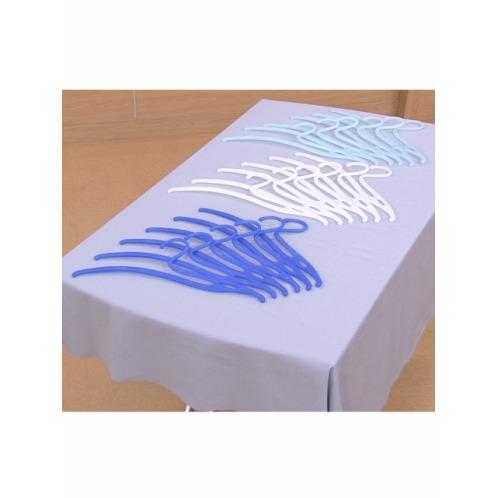 ニューウェーブハンガー 18本セット(洗濯用品 洗濯・ハウスクリーニング用品 ホーム・インテリア)の画像