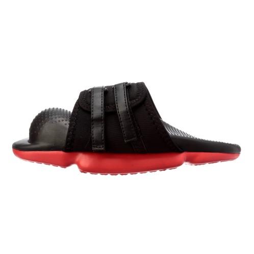 3Dソールサンダル 新リフットEX <ブラック&レッド>