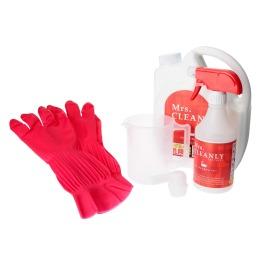ミセスクレンリー 除菌もできる ジェルタイプの洗浄剤 カビ・ヌメリ用クリーナー スペシャルセット