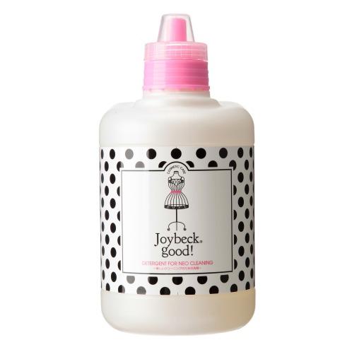 ドライマーク衣類から日常着まで1度にすっきり洗い上げる! 化粧品原料が主成分の洗剤 ジョイベック グッド