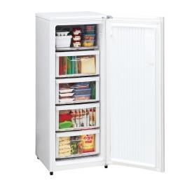 ハイアール 前開き式冷凍庫 <136リットル>