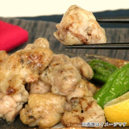 こんがりコロコロ香ばしい ジューシー鶏 <タレ・塩 2種セット>