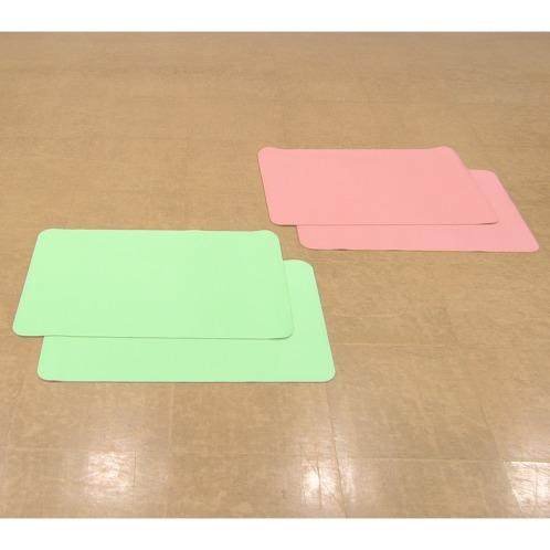 サンコー <L> 薄くて滑りにくい リバーシブルで使える どこでもグリップマット 同色2枚セット(防虫・除湿用品 洗濯・ハウスクリーニング用品 ホーム・インテリア)の画像