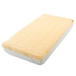 <シングル> こだわりの暖かさ&綿混素材でふんわり! トリプルサーモ3 敷きパッド