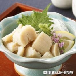 北海道噴火湾産 ほたて貝柱水煮缶(割肉) <10缶セット>