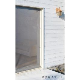 <100×230cm> マサ 窓に取り付け夏を涼しく! 遮熱クールネット 2枚組特別セット