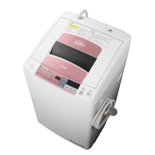 """ヒタチ 日立タテ型洗濯乾燥機""""ビートウォッシュ""""BW−D702S"""