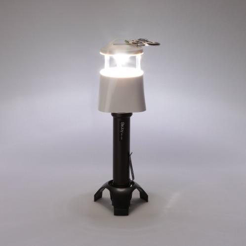 ドウシシャ 懐中電灯・吊り下げ照明 スタンド照明の 3通りの使い方で活躍! LEDフラッシュライト 特別2本セット(照明器具 照明・ハウス関連品 家電・エレクトロ)の画像