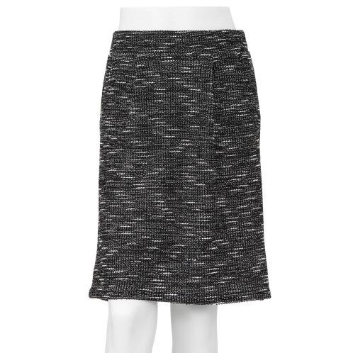 キャットインザ・クローゼットミックスカラーパイルスカート