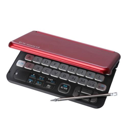 カシオ カシオ電子辞書 エクスワードXD−K6500<120コンテンツ>(情報機器・その他 パソコン・情報機器 家電・エレクトロ)の画像