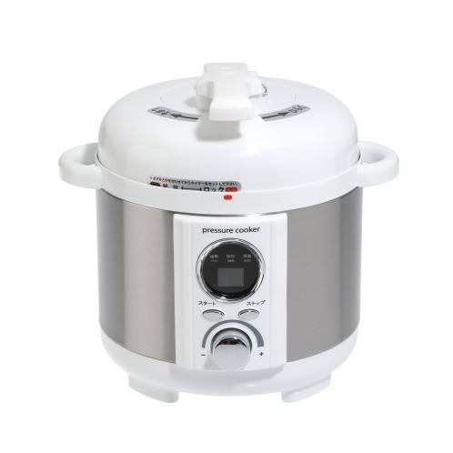 リブセトラ タイマーセットで簡単調理電気圧力鍋の画像