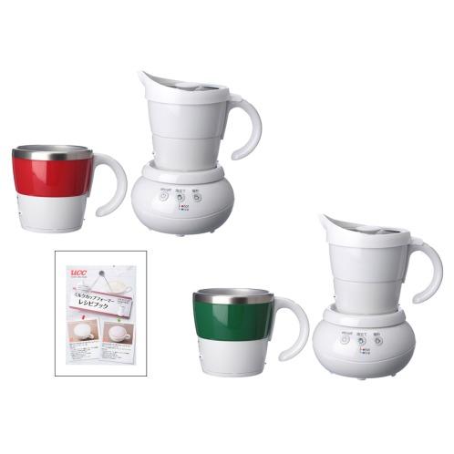 キューリグ UCC ミルクカップフォーマー 特別セットの画像