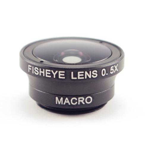 アゴール アゴール0.5倍フィッシュアイ&マクロスマートフォン用レンズ専用クリップ付(双眼鏡・スコ-プ カメラ・デジタルカメラ・望遠鏡 家電・エレクトロ)の画像