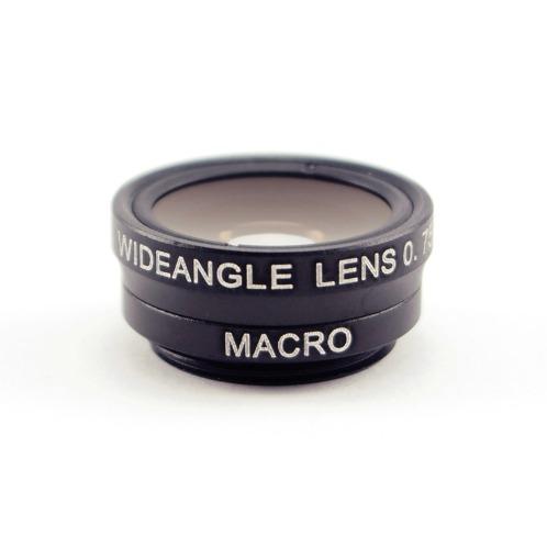 アゴール アゴール0.75倍ワイド&マクロスマートフォン用レンズ専用クリップ付(双眼鏡・スコ-プ カメラ・デジタルカメラ・望遠鏡 家電・エレクトロ)の画像