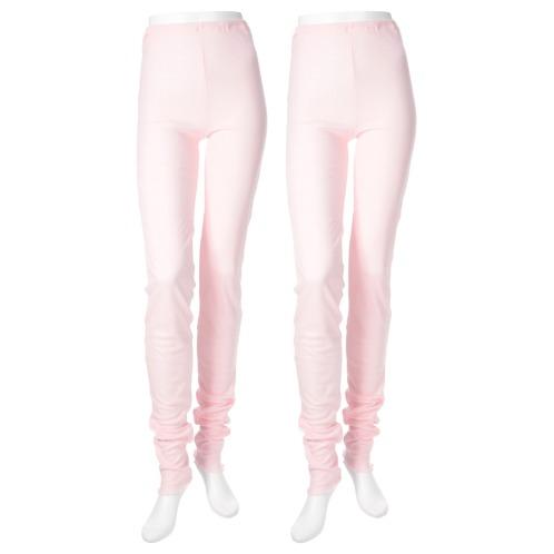 カラダニイイコト からだにいいこと快眠インナーロングボトム同色2枚セット(ストッキング・靴下 ファッション)の画像
