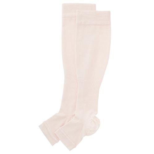 ネルネ ネルネ着圧ハイソックス(ストッキング・靴下 ファッション)の画像