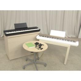 """<ヘッドホン付> カシオ 電子ピアノ """"プリヴィア"""" PX-160 特別セット"""