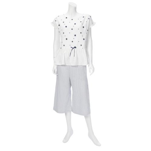 ナルエー ナルエールームウェア上下セット(パジャマ・室内着 ファッション)の画像