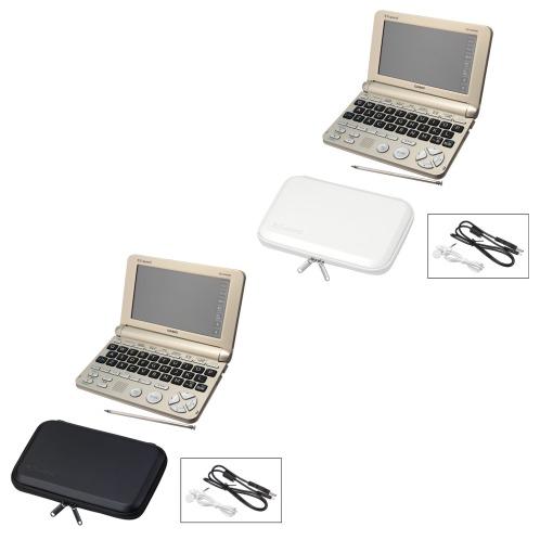カシオ カシオ 電子辞書 エクスワード XD−SU6300 特別セット <100コンテンツ>(情報機器・その他 パソコン・情報機器 家電・エレクトロ)の画像