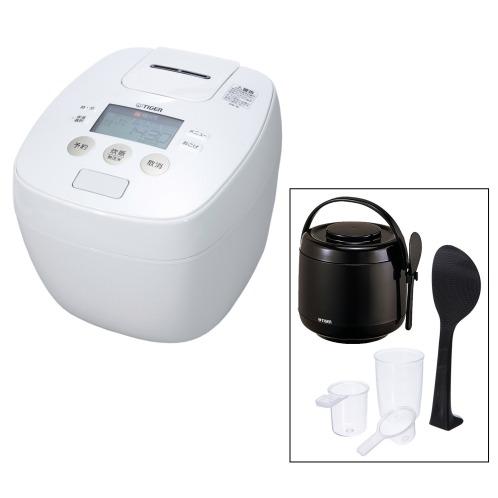 タイガー <1升>タイガー 熱封土鍋コーティング 圧力IH炊 …¥58844の在庫を確認する