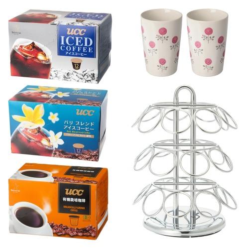 キューリグ キューリグ Kカップ アイスコーヒー 特別セット …¥8409の在庫を確認する