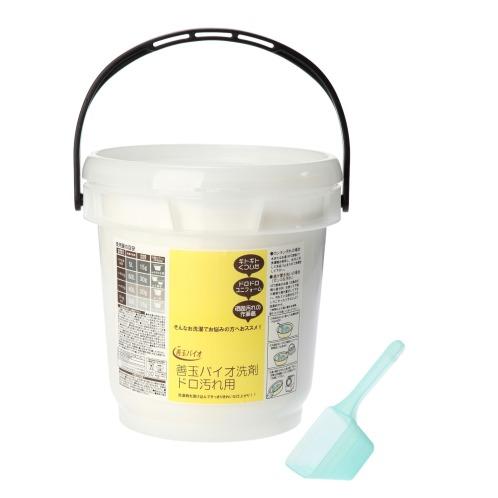 ゼンダマバイオ 善玉バイオ洗剤ドロ汚れ用(洗濯用品 洗濯・ハウスクリーニング用品 ホーム・インテリア)の画像