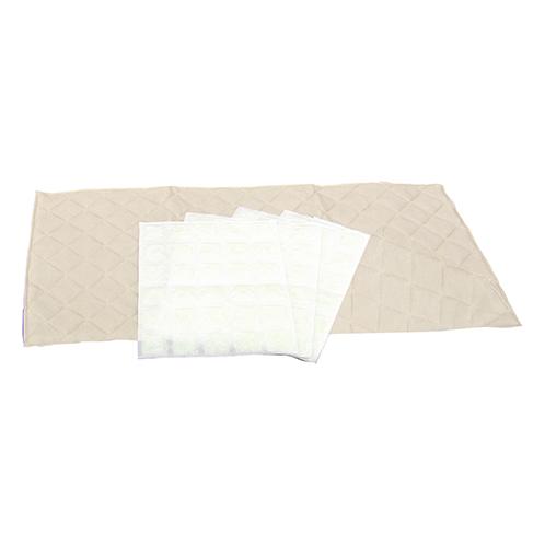 ドライアングル ドライアングルスーパーEX除湿・消臭シート付ひんやりさらさら快適マルチパッド(消臭用品 洗濯・ハウスクリーニング用品 ホーム・インテリア)の画像