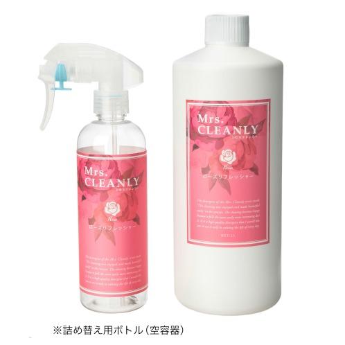 ミセスクレンリー ミセスクレンリーフレグランスタイプ消臭剤ローズリフレッシャー(入浴用品 洗濯・ハウスクリーニング用品 ホーム・インテリア)の画像