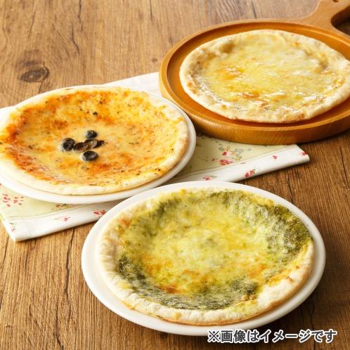エムシーシー MCCミラノ風薄焼きピッツァ3種セットの画像