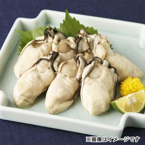特大!広島県産ふっくら蒸し牡蠣2Lサイズ