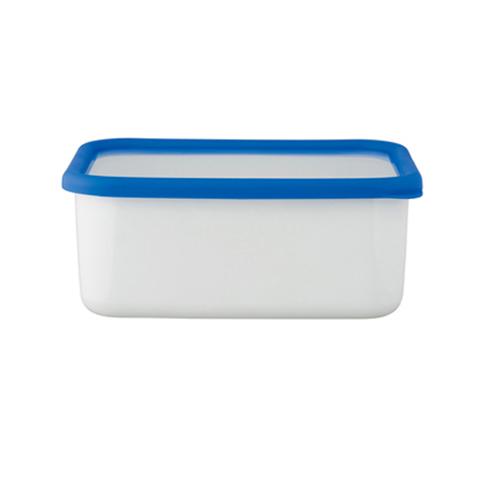 ハニーウェア コンテ <深型角容器・L>富士ホーローハニーウエアコンテ(保存容器 キッチン用品 ホーム・インテリア)の画像