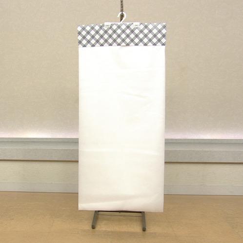 クラレリビング クラレリビングブロック式消臭収納洋服カバー ロング20枚組の画像