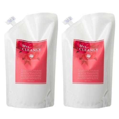ミセスクレンリー ミセスクレンリーローズリフレッシャー詰め替え用(洗剤 洗濯・ハウスクリーニング用品 ホーム・インテリア)の画像