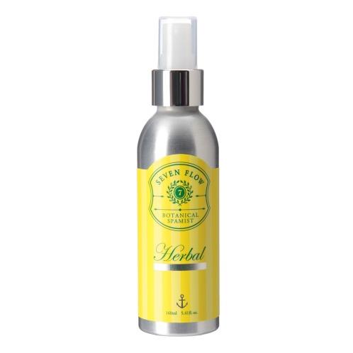 セブンフロー セブン フローフレッシュな柑橘系の香り爽やかな潤いで夏肌チャージボタニカル スパミスト(ミスト状化粧水)(クレンジング スキンケア コスメ)の画像