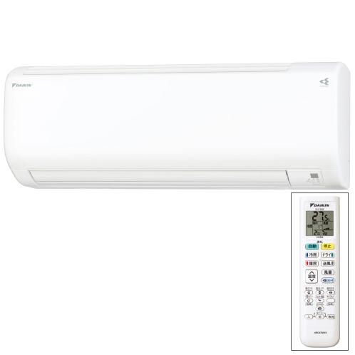 ダイキン ダイキンルームエアコンCXシリーズ冷暖房時おもに6畳程度(除湿機 空気清浄機・加湿・除湿・冷暖房 家電・エレクトロ)の画像