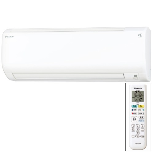 ダイキン ダイキンルームエアコンCXシリーズ冷暖房時おもに14畳程度(除湿機 空気清浄機・加湿・除湿・冷暖房 家電・エレクトロ)の画像