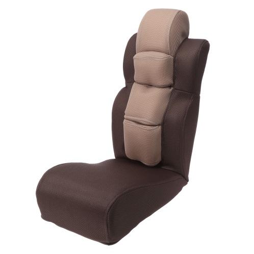 ビバランス 美バランス 座るだけ! 寝るだけ! 伸ばす・ほぐす・整える 骨盤ポール座椅子のび〜る(運動器具 運動・歩行器具・座椅子 美容・ダイエット・フィットネス)の画像