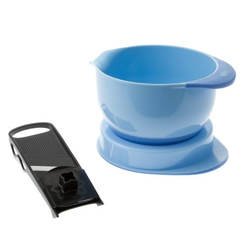 マストラッド マストラッドボウル&スライサーセット(調理小物 キッチン用品 ホーム・インテリア)の画像