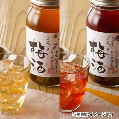 サタソウジショウテン 華やかな香り気品ある深い味わいごろっと梅酒の画像