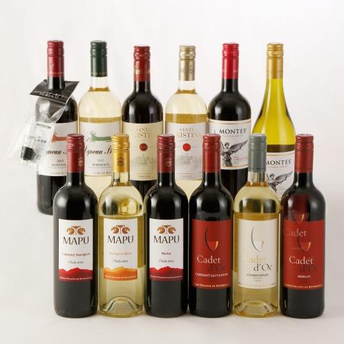 エノテカ 年末の感謝を込めて! エノテカ厳選ワイン 12本セット(お酒 グルメ・お酒)の画像