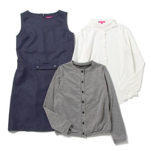 モカサン ジュンコシマダ福袋アイテム&色は固定!ファッションアイテム3点入りセット