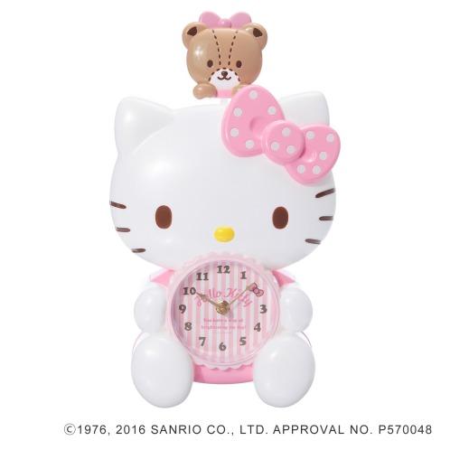 サンリオ サンリオ振り子時計(その他 ドール・キャラクターグッズ コレクターズ・お花)の画像
