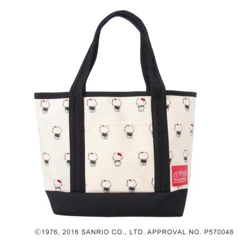 サンリオ ハローキティ×マンハッタン ポーテージトートバッグ(その他 ドール・キャラクターグッズ コレクターズ・お花)の画像