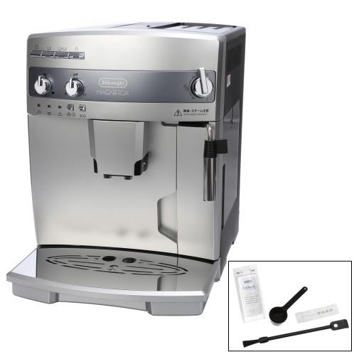 デロンギ デロンギ簡単操作で豆挽き・抽出・粉処理まで全自動コーヒーマシン(キッチン家電その他 キッチン家電・冷蔵庫 家電・エレクトロ)の画像