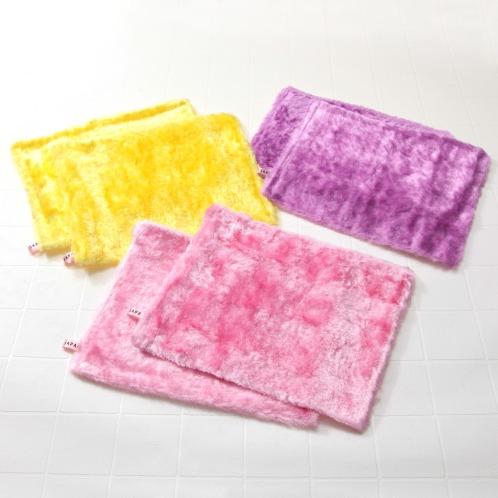 パルスイクロス 長い毛足で汚れをキャッチパルスイクロス薄手タイプ特別6枚セット(清掃用具 洗濯・ハウスクリーニング用品 ホーム・インテリア)の画像