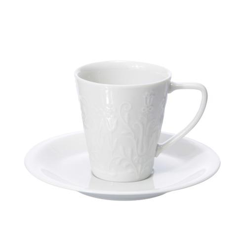 リヤドロ リヤドロポーセリンデミタスカップ&ソーサー(クリスタル ホーム雑貨 コレクターズ・お花)の画像